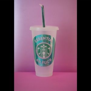 Custom Starbucks Cup